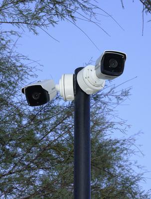 Videoüberwachung, Überwachungskameras