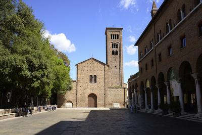 Ravenna, Baslilica San Francesco
