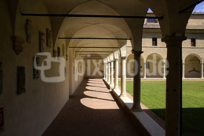Ravenna, Antikes Franziskanerkloster
