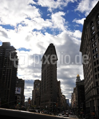 Flatiron Building Ney York