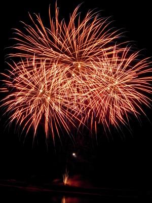 Feuerwerk Tangermünde