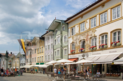 Bad Tölz - Marktstraße