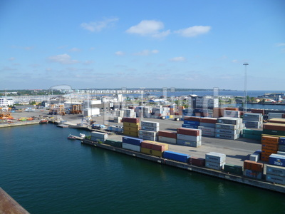 Cargo Hafen Kopenhagen