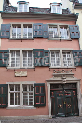 Beethoven Geburtshaus