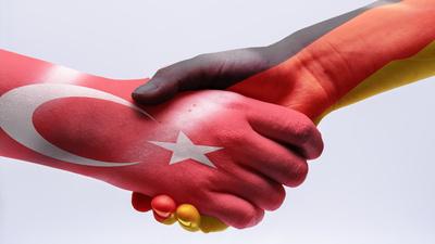 Deutschland und dir Türkei