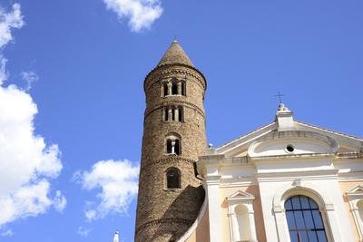 Ravenna, Baslilica San Giovanni Battista