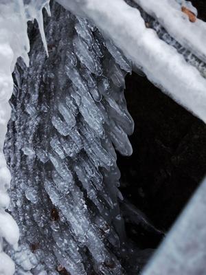 das eisige mühlrad