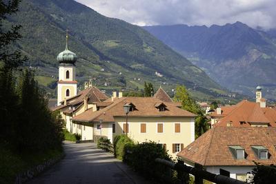 Lana. Kloster Lanegg