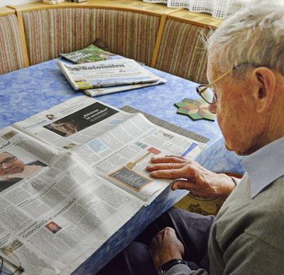 Rentner, Pensionist, Senior