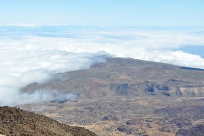 Über den Wolken 1 - hinauf auf den Teide