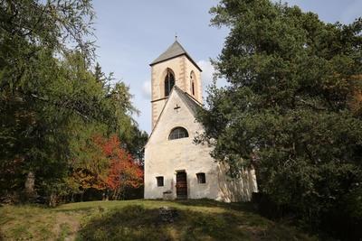 St. Georg und Jakob (Oberbozen)