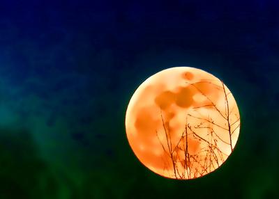 Good old moon