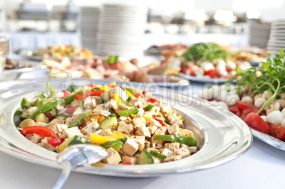 Catering Salat