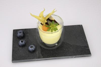 Bayerische Creme in der klassischen Variante
