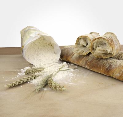Wurzelbrot, Brot, Weißbrot