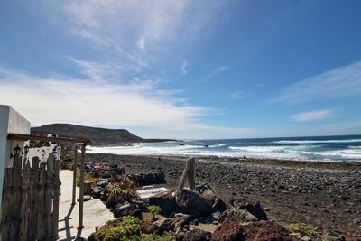 Lanzarote - Atlantik trifft El Golfo