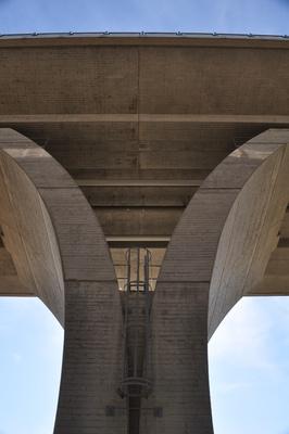 Autobahnbrücke Göschwitz