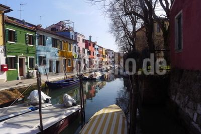 Frühling in Burano