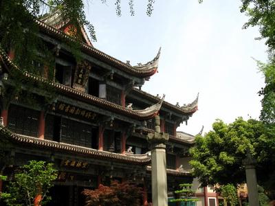 Gedenktempel Wuhou Ci