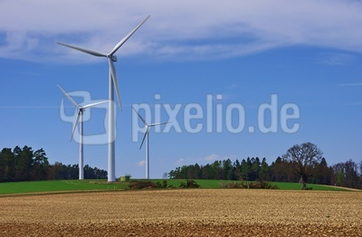 Windturbine / Windrad