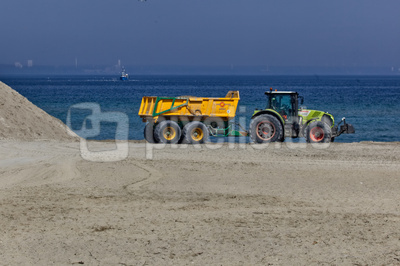 Strandpflege