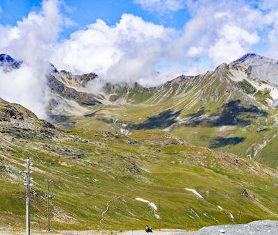 Die Farben der Berge
