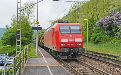 Güterzg auf der Saartalbahn