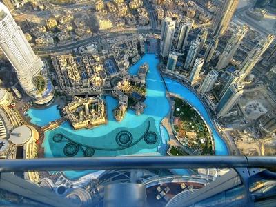 the Dubai Fountän