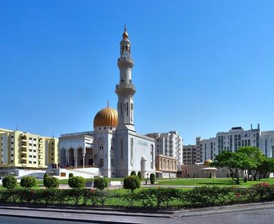 kleine privat Moschee