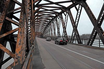 Rheinbrücke Wintersdorf