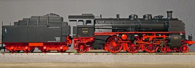 Berühmte Bayerische Lok