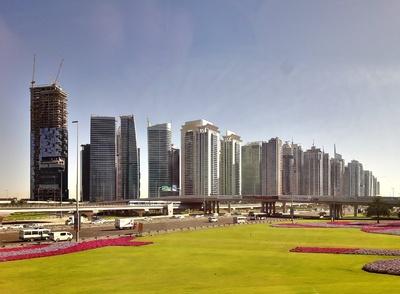 wohnen und arbeiten in Dubai