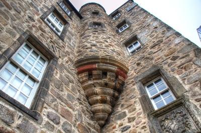 Aberdeen Haus von 1545