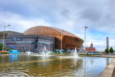 Cardiff - Wales Millennium Center