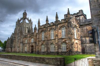 Old Aberdeen - Kings College