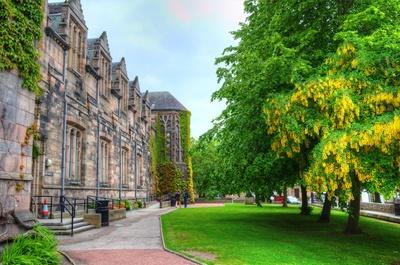 Old Aberdeen - Universität
