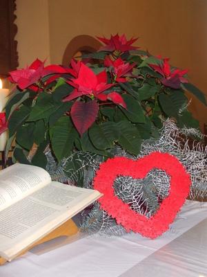 Besinnung zum Fest der Liebe