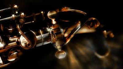 Antik-Saxophon