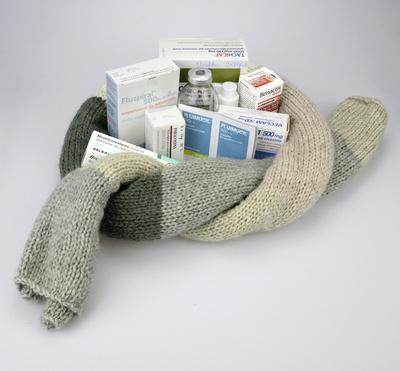 Medikamente gegen Erkältung, Bronchitis, Husten