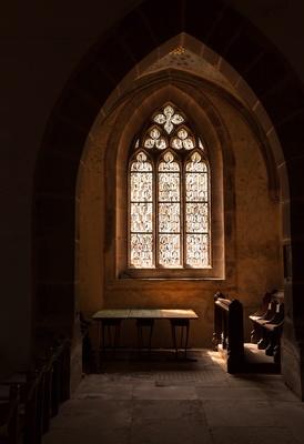 Gebetsecke Klosterkirche Maulbronn,