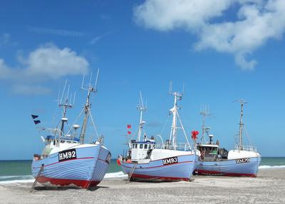 Strandfischerei