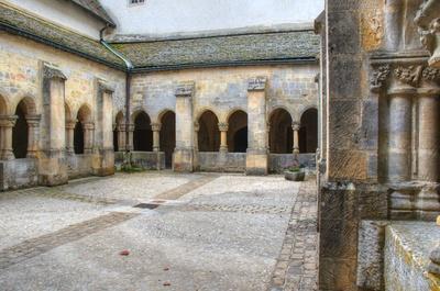 Abtei Montbenoit