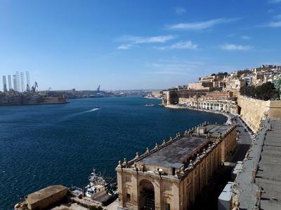 Hafen von Valetta