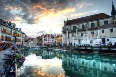 Annecy am Thiou