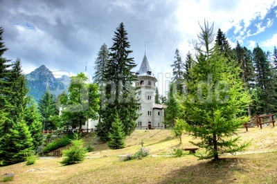 Gressoney - Castello Savoia