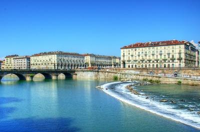 Turin - Ponte Vittorio Emanuele I