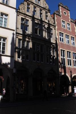 Schatten Rathaus
