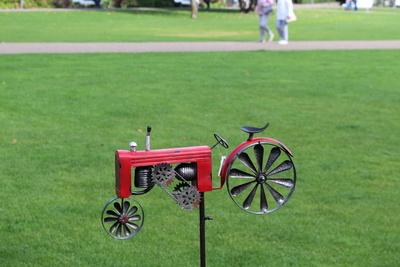 Traktor Windspiel