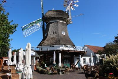 Mühlencafe Norderney