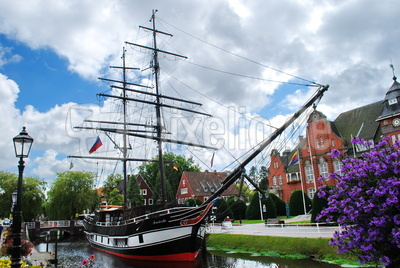 Brigg Friederike in Papenburg